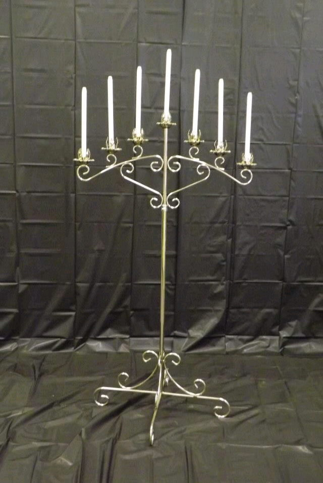 Where to find CANDLEBRA, 7 NICKEL FAN in Gresham