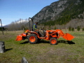 Where to rent 2320-2 KUB TRACTOR W BKT   TILLER in Gresham OR